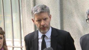 Andreu Van den Eynde, l'advocat de Junqueras i Romeva que té un grup de 'metal'