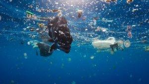 Els mars o oceans del nostre planeta estan sovint contaminats per plàstics