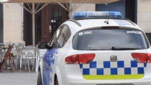 La Policia Local de Manresa ha detingut l'home per agredir la seva parella