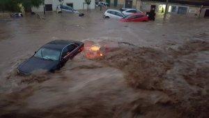 Les inundacions han estat mortals a Mallorca