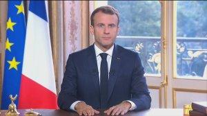 El president francès Emmanuel Macron s'ha mostrat satisfet amb els resultats