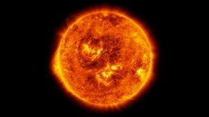 El sol és l'estrella del nostre sistema