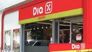 Els supermercats DIA, en crisi