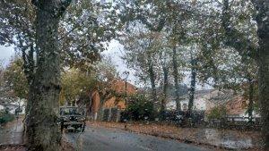 La pluja ha regat gran part de Catalunya aquest dilluns al matí