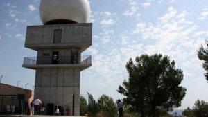 Radar meteorològic de Vallirana