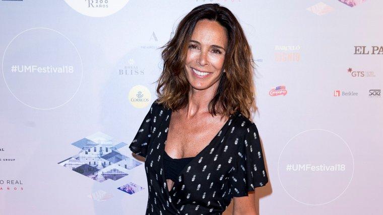Lydia Bosch De 55 Años Hace Gala De Su Elegancia Y Su Sensualidad