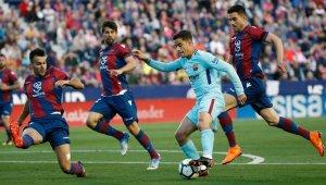 Barça i Llevant s'enfrontaran als vuitens de final de Copa del Rei