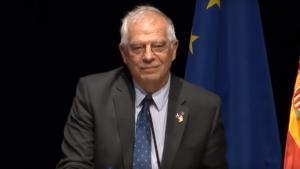 Borrell ha acusat els CDR de ser «d'extrema dreta»