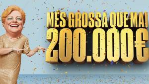 El número guanyador del primer premi de La Grossa ha estat el XXX