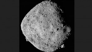 Imatge de l'asteroide Bennu