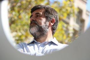 Jordi Sánchez assegura que patirà un desprestigi per haver-se declarat en vaga de fam