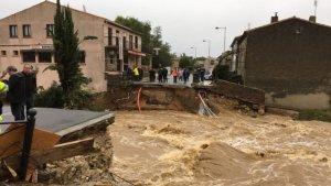 Les inundacions són freqüents a molts punts del planeta amb 'El Niño'