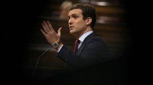 Pablo Casado ha tornat a demanar un altre 155 per a Catalunya