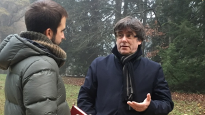 Puigdemont diu que el Consell de la República estarà finançat per la societat civil