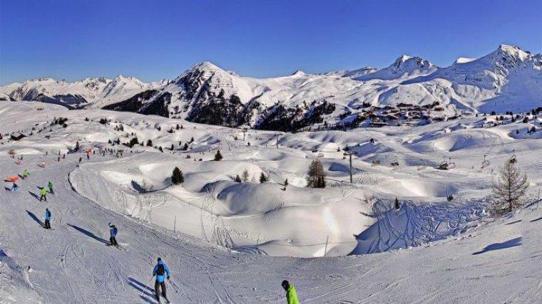 Els fets van tenir lloc a prop de l'estació d'esquí de La Plagne
