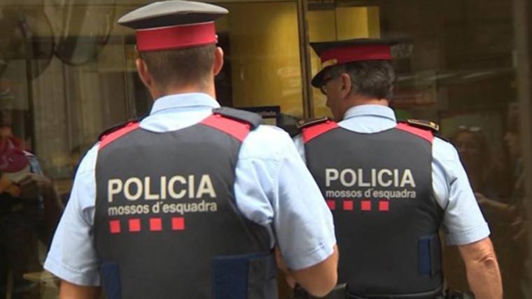 Els Mossos d'Esquadra s'han encarregat dels tres detinguts
