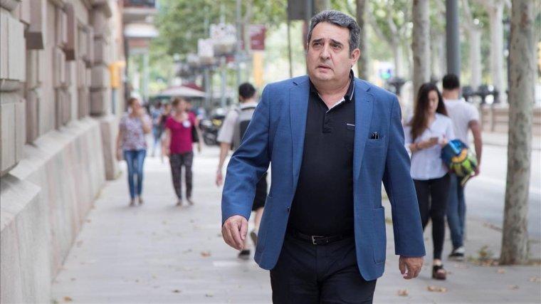 Manuel Bustos, condemnat a 3 anys de presó