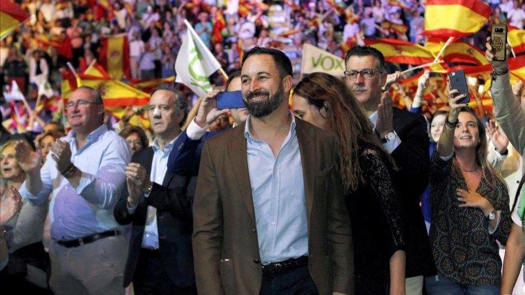 Vox ha esdevingut la gran notícia de les eleccions andaluses