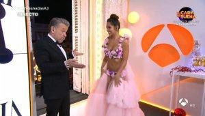 Alberto Chicote i Cristina Pedroche acomiadaven l'any a Antena 3