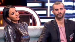 Aurah i Suso al debat final de 'GH VIP'