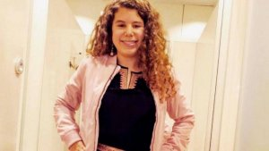 Carla Vigo en una de les seves fotos de perfil