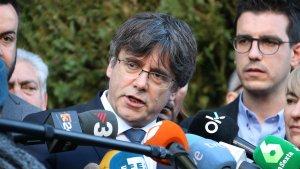 Carles Puigdemont creu que no es donen les condicions per permetre «ni l'aprovació ni la tramitació» dels PGE