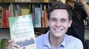 Christian Gálvez ha esta comissari d'una exposició sobre Leonadro Da Vinci