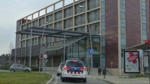 El detingut va passar a disposició del Jutjat d'Instrucció en funcions de guàrdia de Terrassa
