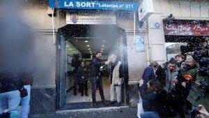 El primer premi de la Loteria del Nen ha caigut a Barcelona i el tercer a Sabadell