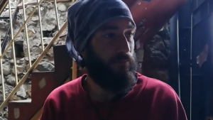 El supervivent de l'allau al Perú: «L'allau el vam provocar nosaltres en relliscar»