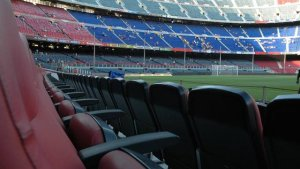 Els abonats el podran dur a casa els seients que ocupen al Camp Nou