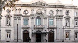 Els magistrats no abandonaran al mig dia la seu de l'Alt Tribunal per evitar el contacte amb la premsa