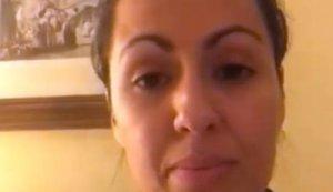 Farah assegura que el seu marit està retenint al fill d'ambdós a El Cairo