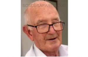 Joaquín Bonavila Aznar, de 81 anys, va desapareixer a Castelldefels el 14 de gener