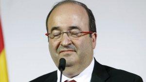 Miquel Iceta ha demanat el relleu de Quim Torra en considerar que no val per la política