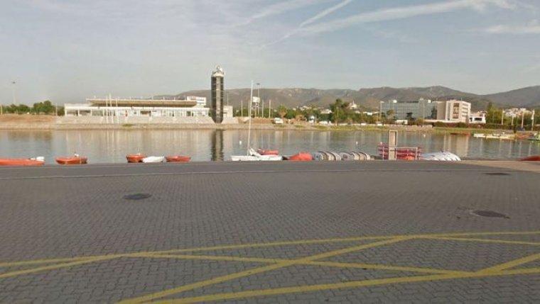 Imatge del Canal Olímpic de Castelldefels