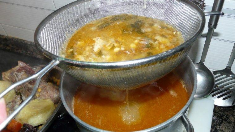 L'escudella és el plat més típic de l'hivern per excel·lència.