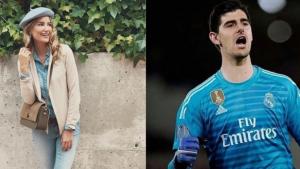 Alba Carrillo i Courtois són parella