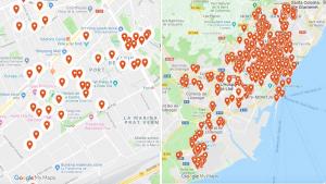 Atacs a través de wifis obertes a la zona del MWC i Barcelona