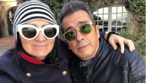 Buenafuente i Sílvia Abril, protagonistes d'una tendra història d'amor