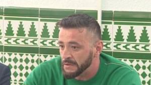 David Serrano propietari de la finca