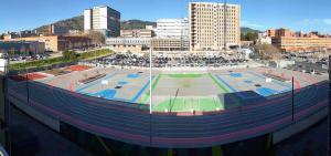 Dilluns obre la zona esportiva més gran de Barcelona al Parc de la Bederrida
