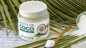 Imatge de l'oli de coco del Mercadona