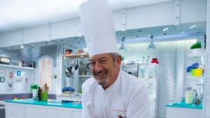 Karlos Arguiñano, en una fotografia promocional del seu programa de cuina