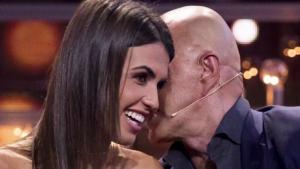Kiko Matamoros i Sofía Suescun en un dels seus flirtejos