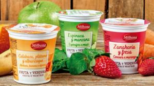 Les tres noves varietats de iogurts de Milbona de Lidl