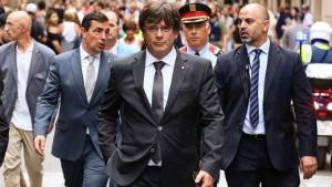 Puigdemont s'ha mostrat disposat a tornar a Catalunya per ser investit president