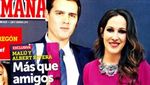 Rivera i Malú haurien celebrat junts el dia de Sant Valentí, segons la revista de cor 'Semana'