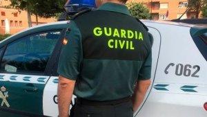 Suspenen el guàrdia civil que va gravar un vídeo durant el trasllat dels presos