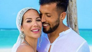 Tamara Gorro i Ezequiel Garay